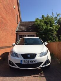 Seat Ibiza Sport Rider 1.4L, Cruise control, Aircon, Automatic lights and wipers. Well cared for.