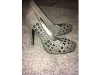 Red Herring Special Edition heels UK size 4 (never worn)