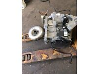 Ford Galaxy S/max Mondeo Only 12k 2014 2.2 Auto Gearbox Ag91-7000-Ac Breaking