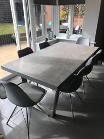 Barker & Stonehouse Halmstad dining table