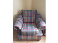 Armchair for sale - Good condition, (collection only)