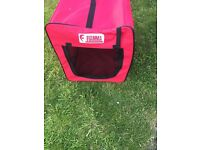 Fiamma Carry Dog Motorhome Caravan Portable Kennel Folding Crate