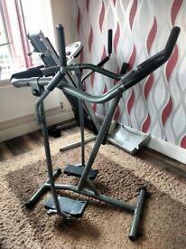 Ultratoner exercise machine