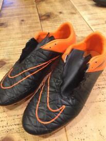 Nike Hypervenom Football Boots size 8UK