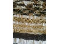 joblot 50 macrame Belt diffrent colour and five