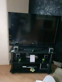 "47"" tv and stand"