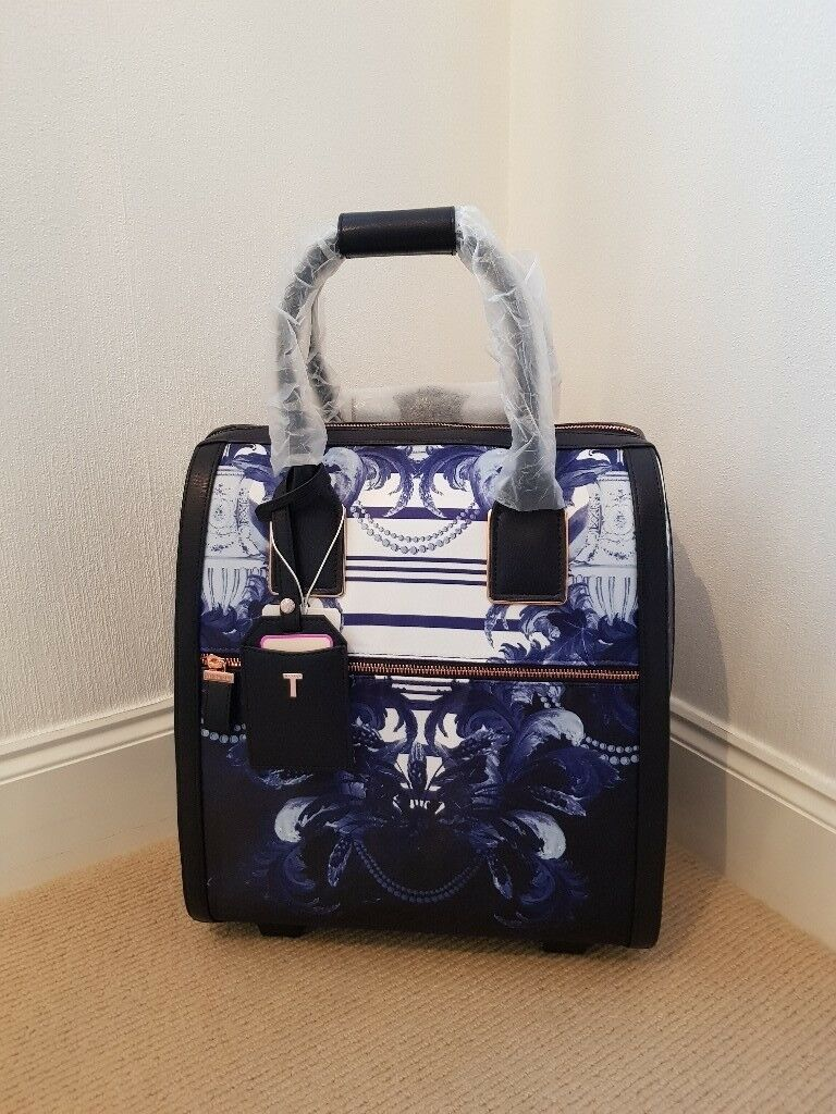 Ted Baker Persian Blue Travel bag