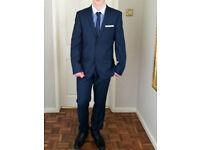 Mens slim fit suit Burtons