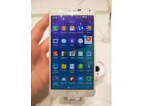 Samsung Galaxy Note 4 32GB Unlocked White Mint Condition