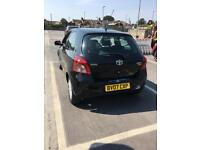 Toyota Yaris 2007 Service history drives very very well