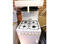 Gas cooker, see it working
