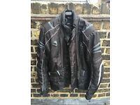 Motorbike / Scooter ARMR Moto Hirama Jacket - Black / Grey (Worth £130) Half price!