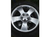Vw/Audi/skoda/seat alloy wheels