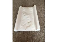 Baby changing station mat