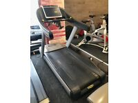 TECHNOGYM RUN NOW VISIOWEB TREADMILLS FORSALE!!