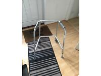 Zimmer frame and walking aid