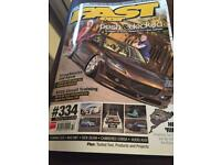 Fast car October 2013 magazine.
