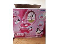 Minnie Mouse Celebration Potty