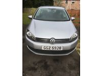 2009 Golf 1900 dci 140 bhp family owned from new