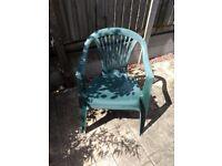 Bargain, sturdy garden chairs