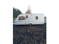 Abbey adventura 318 4 Berth with fixed end bed