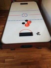Jacques air hockey table. Very good condition