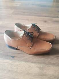 Boys smart shoes wedding occasion size 1