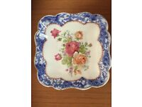 Beautiful Antique George Jones & Sons China Dish Made between 1891 - 1920