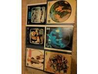 CED video discs