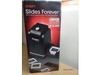 *ION 35mm Slide and Negative Scanner Converts slides to Digital