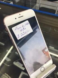 iPhone 6s Vodafone network 16gb