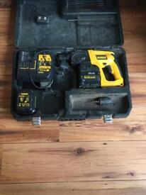 Dewalt 24V Hammer Drill