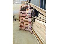 100mmx100mm structural graded timber