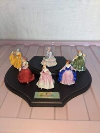 Various figurines for sale