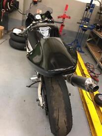 2001 GSXR600 k1 track bike