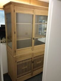 Large display cabinet / sideboard
