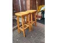 kitchen solid oak kitchen breakfast bar stools