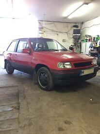 Vauxhall Nova 1.4 SR