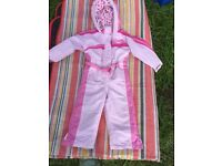 Snow suit age 18-23 months from matalan