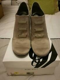 Nine West shoe boots, size 6