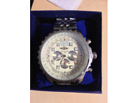 Breitling Bentley, Automatic, Chronograph Watch, Boxed *1st Class Postage Available*