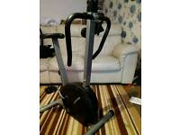 Exercise bike for sale.
