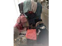 Baby girls clothes bundles (6-9 & 9-12 months)