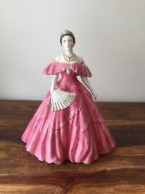 Queen Elizabeth Limited Edition Figurine