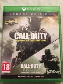 Call Of Duty Infinite Warfare: Legacy Edition