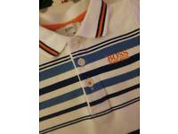 Infant Hugo Boss Polo Shirt and Hoody