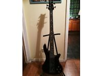 Schecter 5 string bass