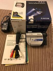 Sony Handycam camera DVD109e