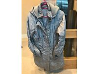 M&S girls coat. 11-12 years