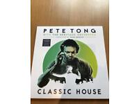 New and Unplayed. Pete Tong and the Heritage Orchestra, Classic House double Vinyl Album for sale.